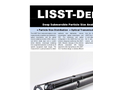 LISST-Deep Instrument - Technical Specifications