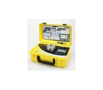Sequoia Scientific - Model LISST-Portable|XR - Portable Laser Diffraction Particle Size Analyzer