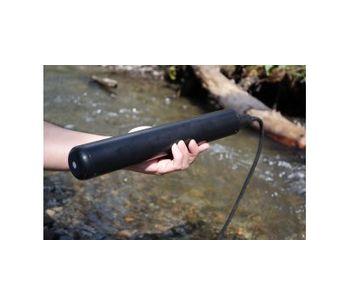 Sequoia Scientific LISST-ABS - Submersible Acoustic Backscatter Sediment Sensor
