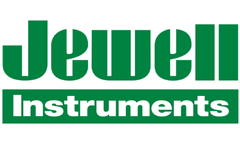 Jewell Instruments - Round Emerald Series Inclinometer