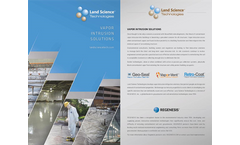 Land Science - Vapor Intrusion Solutions - Brochure