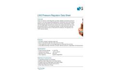 Model 619260 - Pressure Regulators Brochure