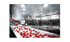 Water treatment solutions for food/beverage industry