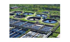 Water treatment solutions for domestic wastewater disinfection industry