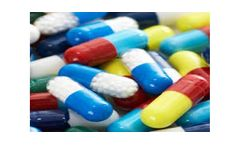 Wastewater treatment management for pharmaceutical industry