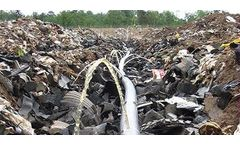 Electrocoagulation for Landfill Leachate Waste Water Treatment