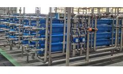 Importance of Pretreatment for Industrial Reverse Osmosis