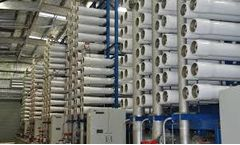 How is Reverse Osmosis Desalination Used in Tertiary Sewage Treatment Applications?