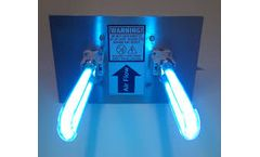 Common Types of UV Lamps for Ultraviolet Disinfection of Water & Wastewater