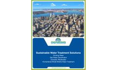 GWT Municipal Sector Water Solutions - Brochure