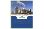 GWT Water Solutions for Industrial Water Treatment - Brochure