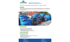 GWT Series - Municipal/Industrial Filtration Systems