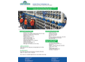 GWT - Custom Built RO Systems (Tertiary Wastewater Reuse)