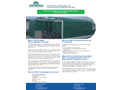 GWT Specialized Electrocoagulation System - Specification Sheet