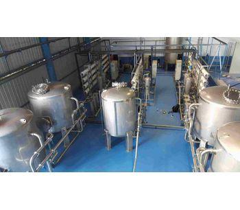 GWT - Reverse Osmosis Desalination Technology