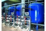 GWT - Municipal Drinking Water Filtration Systems