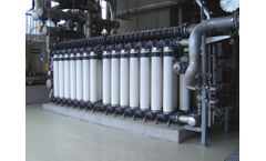 GWT - Ultrafiltration Water Purification System