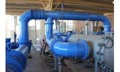 GWT - Advanced Oxidation Process for Industrial Wastewater Treatment System
