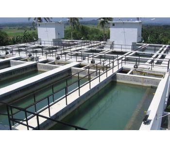 Genclean - Model Muni - Advanced Oxidation Liquid Water Treatment System