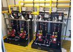 Genclean - Chemical Feed Pump Skid Dosing System Industrial / Water Utilities