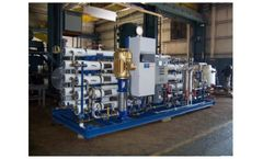 GWT Series - Custom Built Brackish Water Reverse Osmosis System