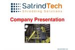 Company presentation - SatrindTech Srl