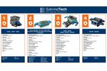 Industrial shredder manufacturer datasheet - SatrindTech Srl