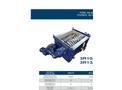 SatrindTech - Model 3R10/75 - 3R13/75 Power 75 HP - 3 Shaft Shredders - Datasheet