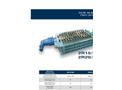 SatrindTech - Model 2R15/300 - 2R20/300 Power 300 HP - 2 Shaft Shredder - Datasheet