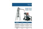 SatrindTech Duplo - Model 515-30/1015-50/1025-100 - 2 Shafts and Grinder - Datasheet
