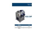 SatrindTech - Model S3/3/RI - 2 Shaft Shredder - Datasheet