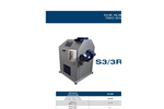 SatrindTech - Model S3/3/RI - 2 Shaft Shredder - Datasheet