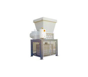 Satrind - Model K8-25 - K10-25 - K13-25 Power 25 HP - 2 Shaft Shredder