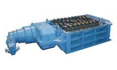 SatrindTech - Model 2R15/100SD - 2R20/100SD Power 100 HP - 2 Shaft Shredder