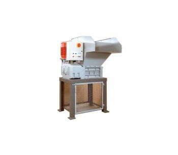 SatrindTech - Model F 515 - F 615 - F1015 - F1315 Power 15 HP - 2 Shaft Shredder