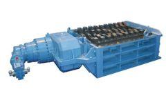 SatrindTech - Model 2R15/150SD Power 150 HP - 2 Shaft Shredders
