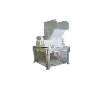 SatrindTech - Model 3K8/60 - 3K10/60 - 3K13/60 Power 60 HP - 3 Shaft Shredders
