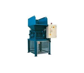 SatrindTech - Model 3K5/30 - 3K7/30 Power 30 HP - 3 Shaft Shredders