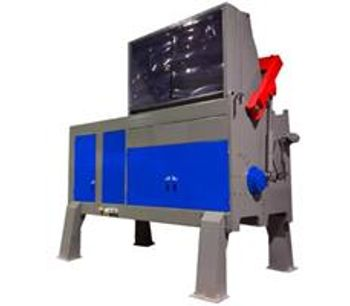 SatrindTech - Model 1K 65 - Single Shaft Shredder