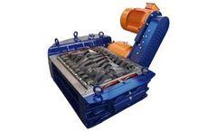 SatrindTech - Model K 50/M - Industrial Shredders System