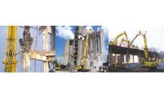 Demolition, Removal and Recycling Services