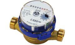 Js Smart+ - Model DN15-20 - Vane Wheel Single Jet Dry Water Meters