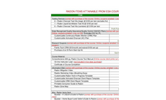 Receivables Delivery Methods and Course Brochure