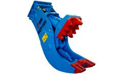 Model MCP-IT - Pulverizer for Secondary Demolition
