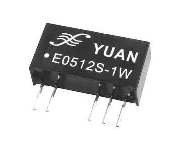 Model DC-DC:ExxxxD/S - 3KVDC Isolation Unregulated Dual Voltage Output