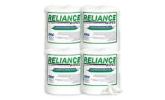 ERC - Reliance Surface Cleaning Wipes - 4 Rolls