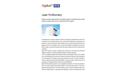 Laser Profilometry Services - Brochure