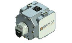 iCenta - Model GFO - Rotor Gas Meter