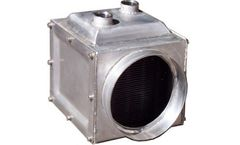 Thermotec - Shell and Tube Heat Exchanger Thermo-Fluid