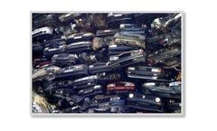 Dense Medium Separation - Model Metals - Automobile and Industrial Waste - ASR